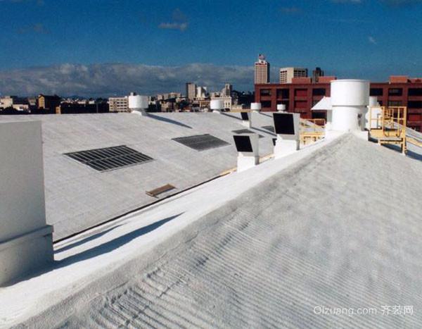 屋面防水材质以及特点有哪些