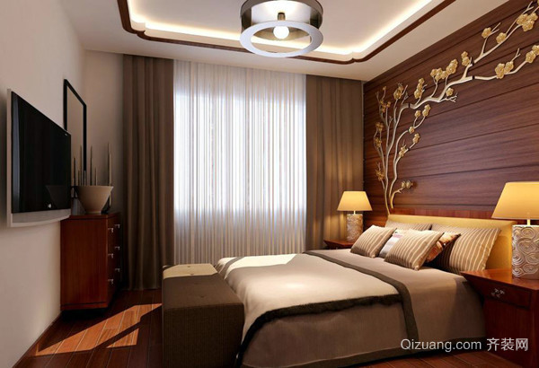 卧室装修设计的几大原则
