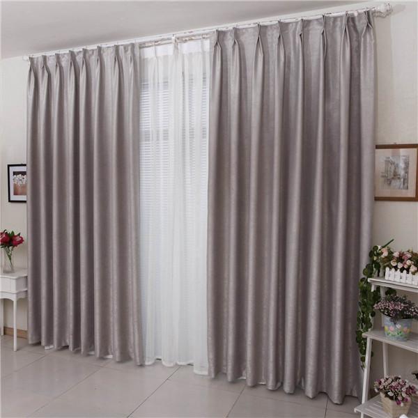 如何选择隔音窗帘
