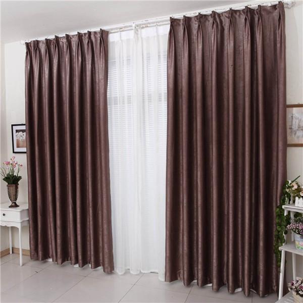 选择隔音窗帘方法