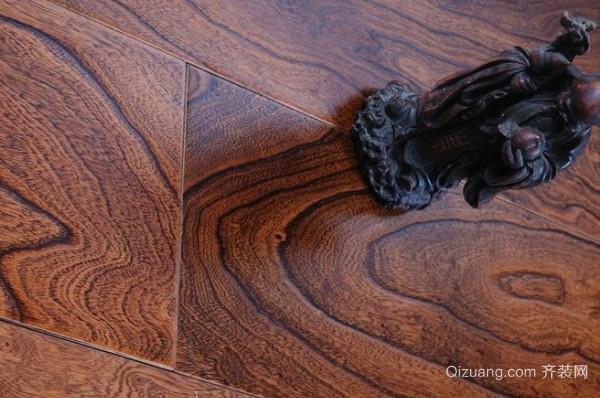 榆木地板怎么清洁与保养