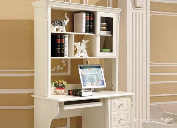 你知道欧式书柜材料种类有哪些吗?