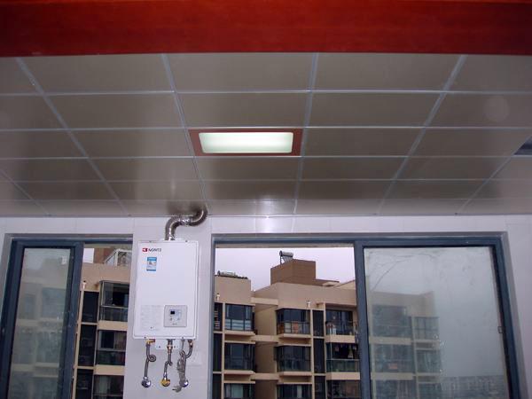 如何安装嵌入式吸顶灯