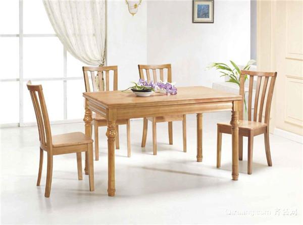 不同餐桌材质优点