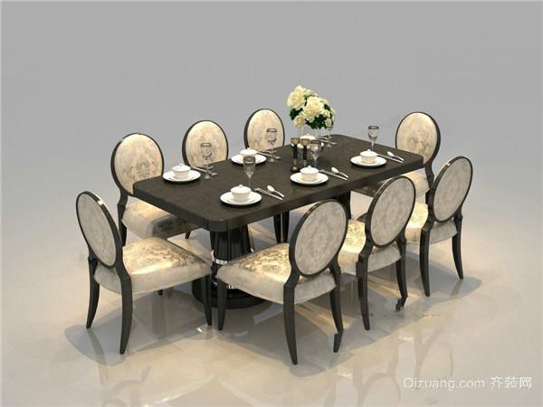 餐桌如何选购合理