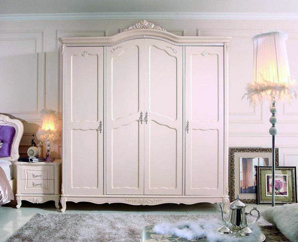 购买欧式衣柜三步走 帮你买到放心好产品
