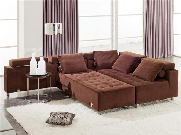 休闲沙发的材质