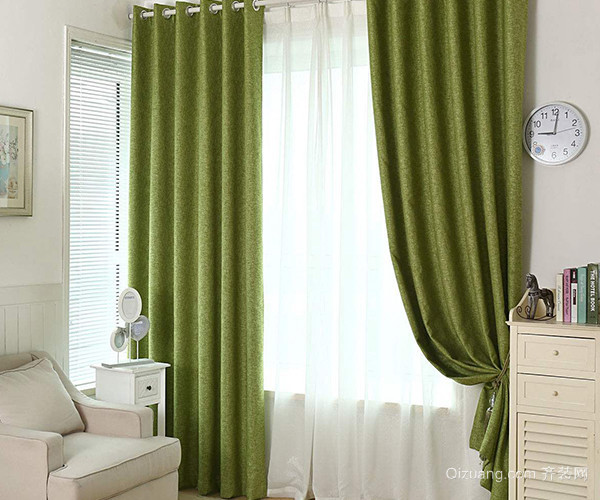 如何搭配卧室窗帘风格 为你带来欧式好选择
