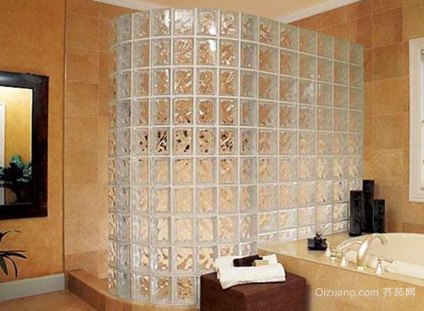 玻璃砖优点