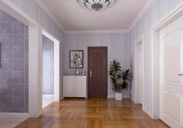 走廊过道色彩搭配技巧