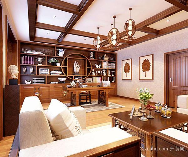 家居如何装修成中式风格