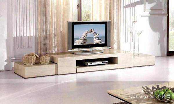 欧式电视柜的材质有哪些 完善客厅家居生活