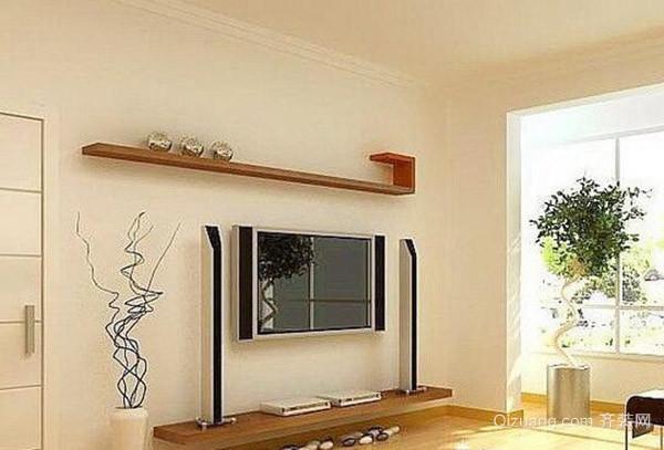 客厅电视背景墙装修误区解析