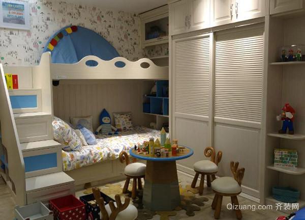 儿童房装修重点
