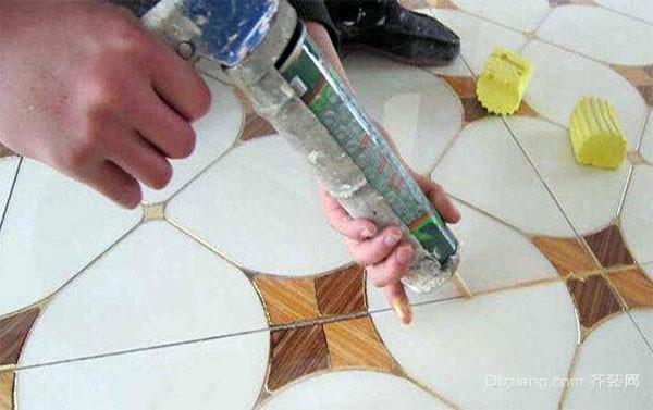 填缝剂应该如何使用