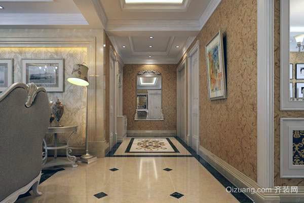 家庭走廊装修要留意的事项有哪些 打造合理家居结构