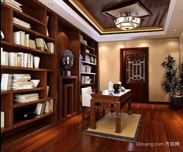如何才能将书房打造成中式风格