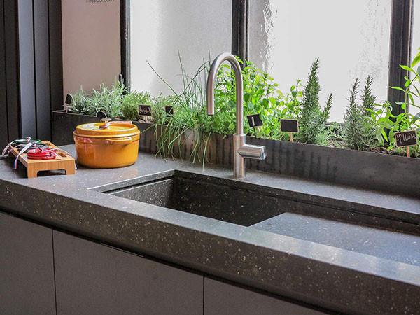 厨房适宜摆放的植物