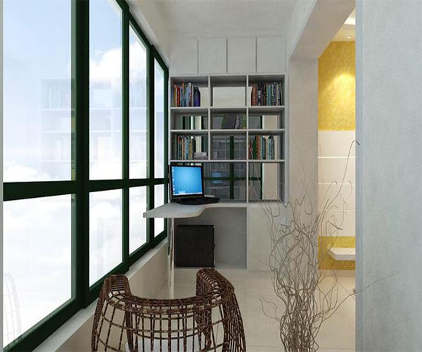 先封阳台后贴瓷砖优点 你家是这样做的吗
