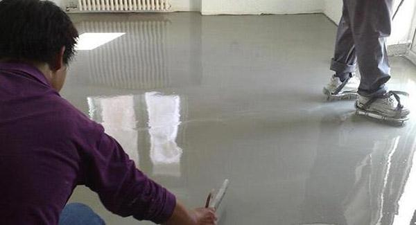 地面装修的验收方法