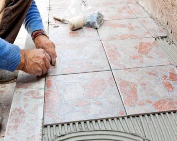 家装地砖铺设方法介绍 让施工不含糊
