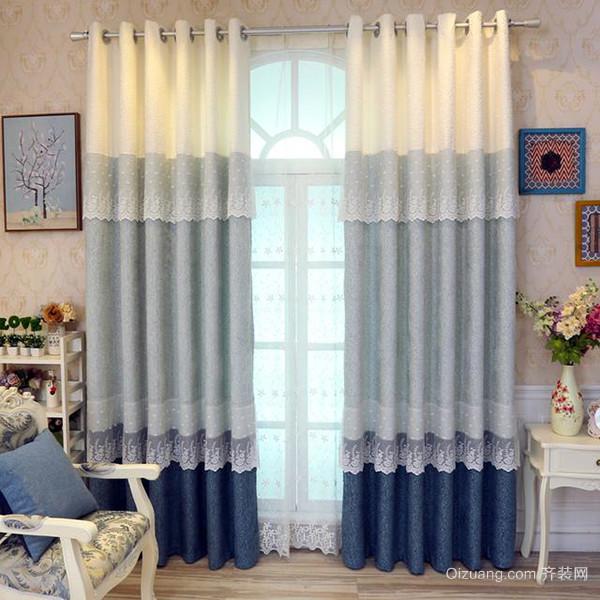 普通来说,窗帘的长度比宽度大的话看起来效果最好,假如窗子的面积很大