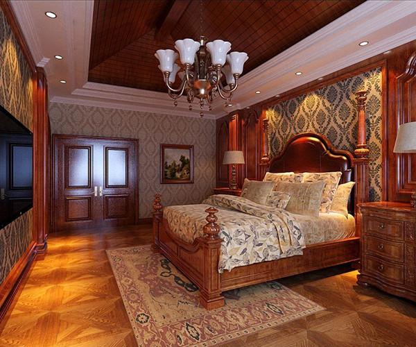 美式卧室装修有哪些技巧