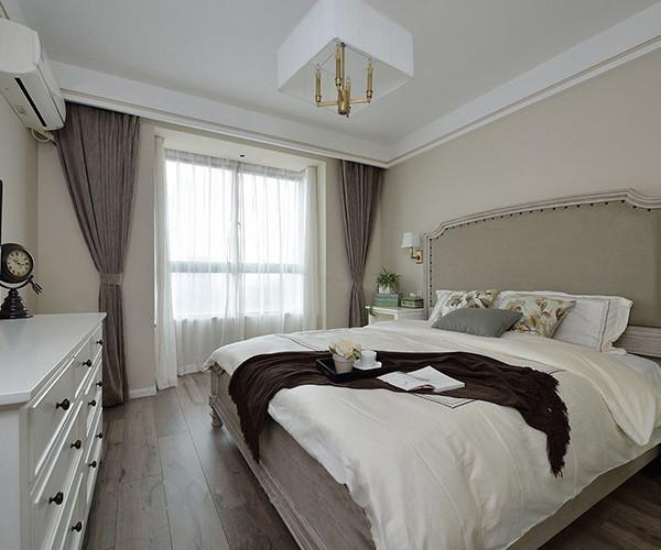 美式卧室装修