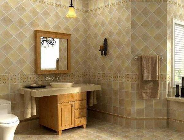 卫生间瓷砖拆除步骤