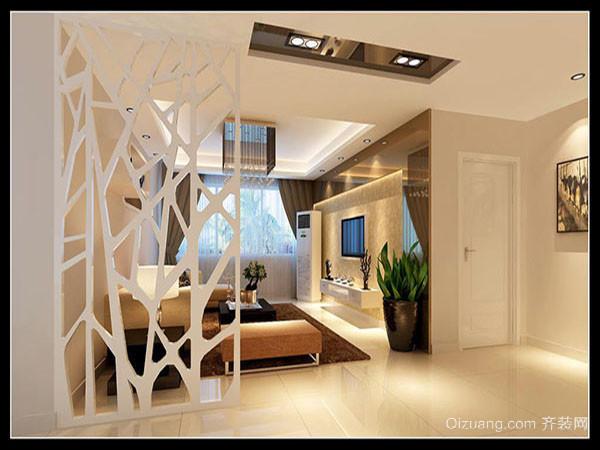 如何巧妙运用客厅隔断搭配房间