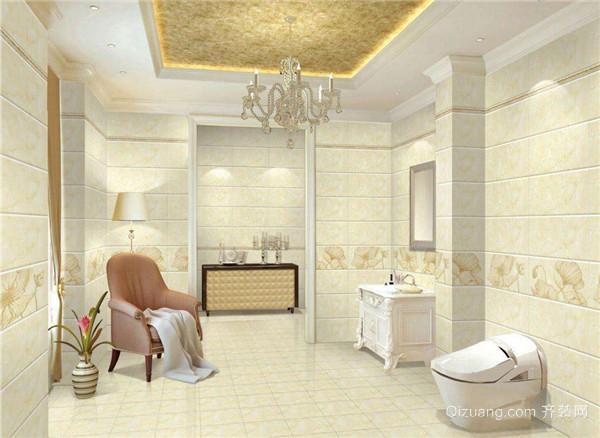 卫生间瓷砖选择要注意哪些