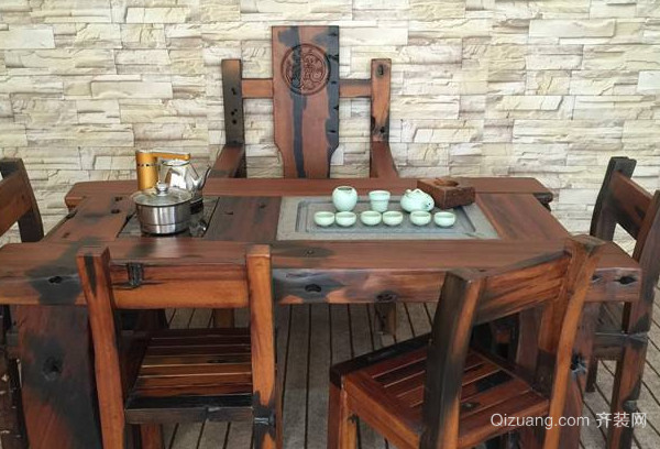 购买船木家具