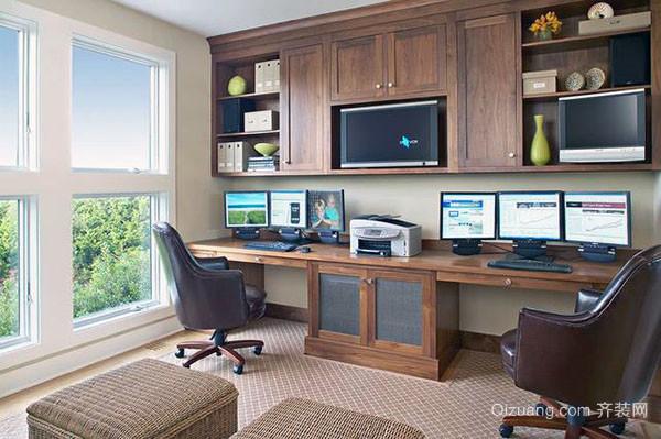 家庭办公地点设计准则有哪些