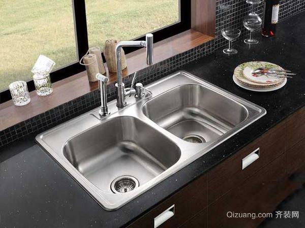 洗菜水槽漏水怎么回事