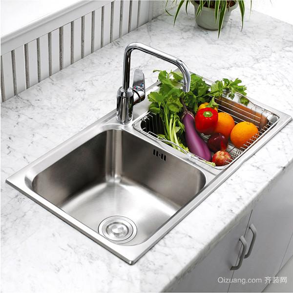 洗菜水槽漏水