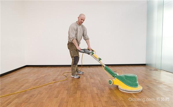 保养木地板的常识