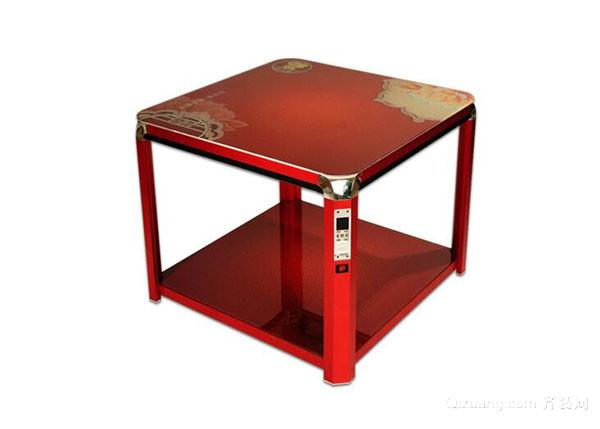 电暖桌的正确选购方式