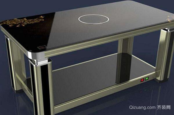 正确选购电暖桌的方式
