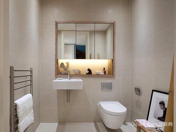 打造舒适卫浴间