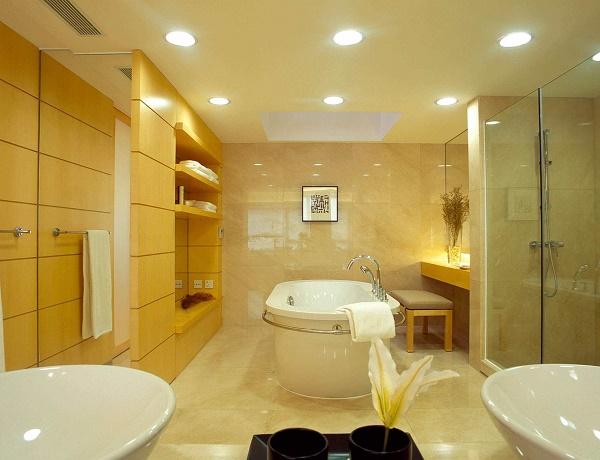浴室集成吊顶安装步骤 集成吊顶浴霸安装步骤