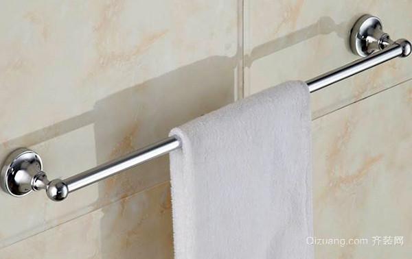 卫浴毛巾架选择