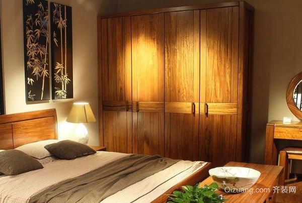 卧室家具怎么摆放合适
