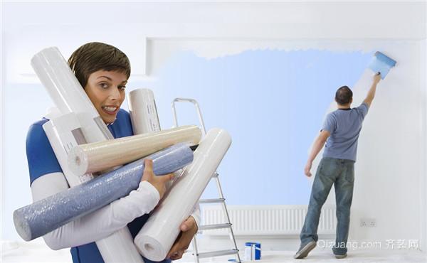 怎样预防墙纸发霉