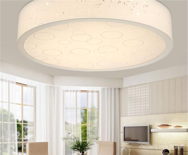 客厅吸顶灯安装步骤有哪些