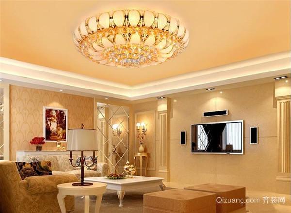 客厅吸顶灯安装步骤