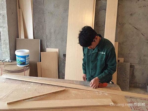 木工验收重点区域