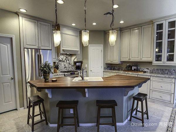 厨房改造的几个重点区域