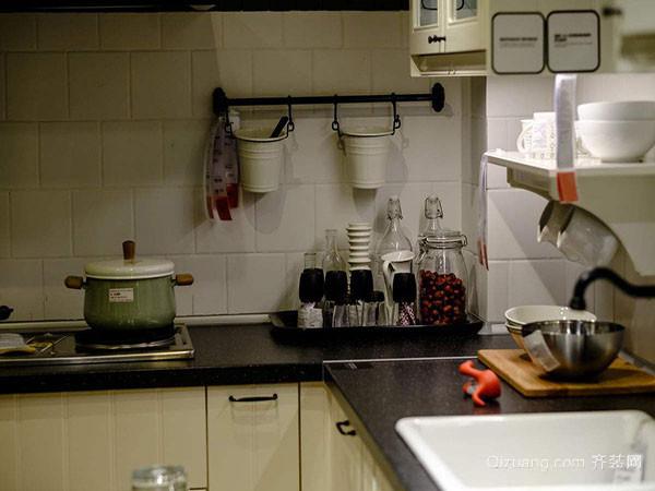 厨房改造重点区域