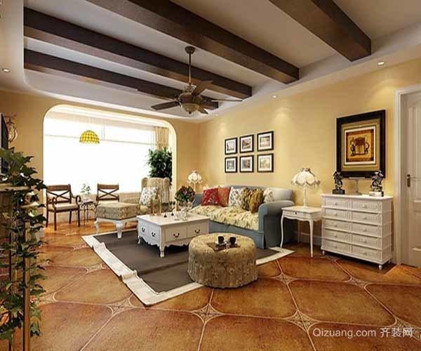 田园风格如何搭配家具