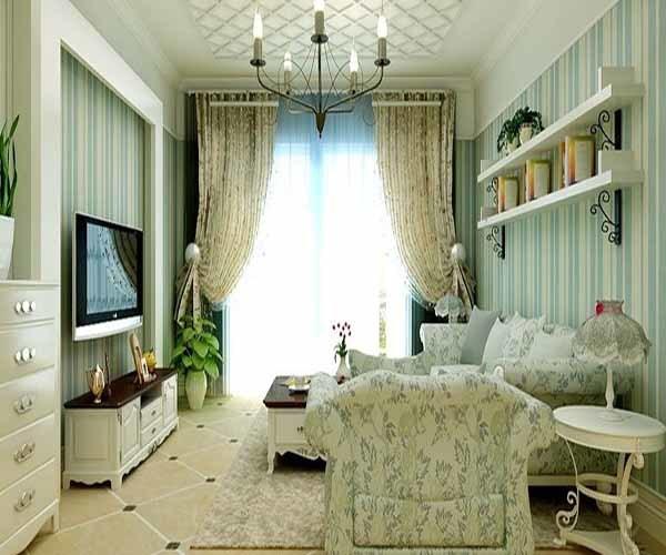 田园风格搭配家具